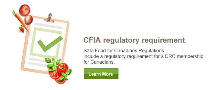 Proposed CFIA regulatory requirements